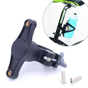 Wasserbecherhalter Drehbarer Adapter-Konverter für Straßen-MTB-Fahrrad, Mountainbike Flaschenhalter Conversion-Seat-Fahrrad