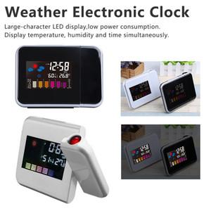 Estación meteorológica Radios Despertadores Reloj de mesa electrónico Reloj despertador Proyector Reloj LED Digital