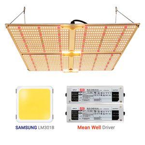 Latest designer SF4000 SF6000 Grow Lights spider farmer quantum board lamp QB288 Samsung LM301B 660nm indoor greenhouse planting