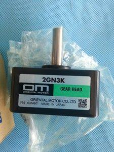 1PC Original ORIENTAL MOTOR 2GN3K GEAR HEAD 신품 무료 배송
