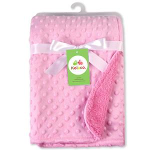 بطانية طفل بطانيات للأطفال استراحة غداء مكتب الساق غطاء صوفا غطاء دافئ الحرارية والصوف مريح الفراش الصلبة