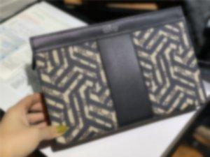 100492Leather classic fashion handbag card bag zero wallet men's and women's backpacks single shoulder bag