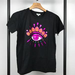 Девушки Fishion Designershirts роскошные женские летние футболки классический тигровый пуловер с короткими рукавами Brandshirt Top Tees Girl Shirts B105591L