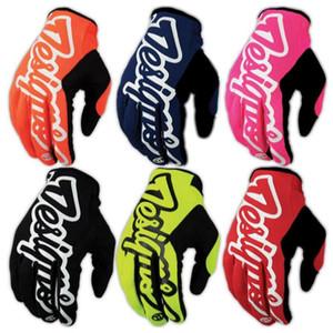 TLD hot selling new full finger riding motorcycle racing gloves off-road long finger mountain road bike non-slip gloves men and women