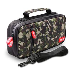 Sac de transport de stockage pour le commutateur Nintendo, Voyage cas pour Nintendo Lite Commutateur et accessoires Switch avec grande capacité et un sac réglable