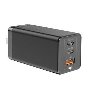 Baseus 65W의 GaN 빠른 충전기 USB PD 충전기 지원 빠른 충전 4.0 SCP 과급를 들어 아이폰 (11) 프로 샤오 미 HUAWEI