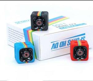 جديد SQ11 البسيطة كاميرا HD 1080P للرؤية الليلية كاميرا سيارة DVR الأشعة تحت الحمراء ومسجلات الفيديو الرقمية الرياضة كاميرا الدعم TF بطاقة مجانا DHL 5