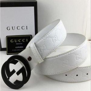 Classical Brass Belt Luxurys Designer S GG Pearl Buckle Belts For Mens Woman Girdle Jeans Waist Belt 2020
