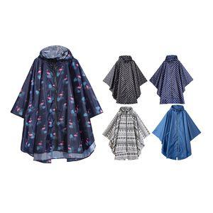 Impermeable Moda de Mujeres Freesmily impermeable poncho de lluvia Capa con capucha para Escalada y Senderismo T200622 Touring