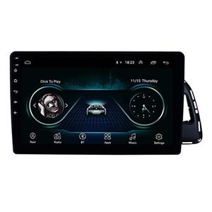 Sistema de navegación GPS radio de coche 10.1 pulgadas Multimedia coche para Audi Q5 2010-2017 soporte estéreo Unidad automática de la cabeza de la cámara DVR de visión trasera USB