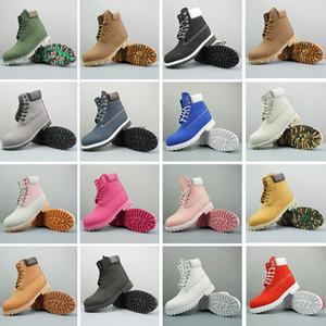 Zapatos originales de 6 pulgadas Zapatos de alpinismo Zapatos de senderismo deportivos de diseño para hombres Zapatillas de deporte de diseñador Zapatillas de deporte Botas impermeables