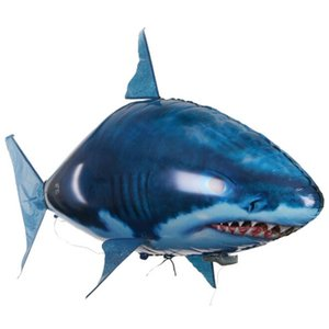 Remote Control Inflatable Shark Toy Ball for party