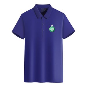 ASSE футболка с коротким рукавом мужская бизнес спорт футбол повседневная сплошной цвет лето новый Поло рубашка может быть DIY тенденция мужская поло