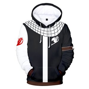 Latest Tops Printed Tail Hooded Casual Fashion Sweatshirt Fairy Pullover Cosplay Women Hoodie Costume Long Men Sleeve 3d Hoodies Uoqdl