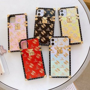 Neue Ankunfts-Luxus-Designermarken-Telefon-Kasten für iPhone 11 Pro XS Max XR X 7 8 Plus
