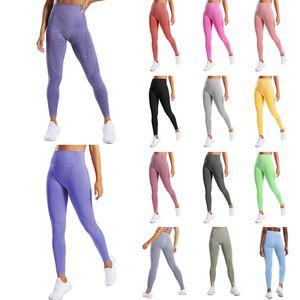 Women Yoga Pants Sports Leggings Slim High Waist Seamless Gym Home Fitness Workout Skinny Bodycon Trousers Sportswear