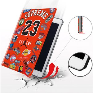 Designer Luxury Ipad Case for Ipad mini 1 2 3 Sports Case Silicon Cover for Ipad Air 10.5 Inch Pro Back Cover for iphone 11 xs max 7 8plus