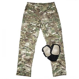 airsoft paintball hunting Hunting Wear Athletic & Outdoor Apparel accessories G3 tactical training pantpants with knee pad set com
