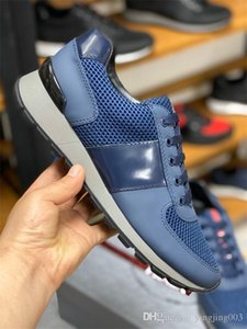 Brand Designer Classic Mens womens Genuine Leather Arena Shoes Flat Fashion Sneakers High Top Lace Up Shoes Outdoors Sneakers xg200403