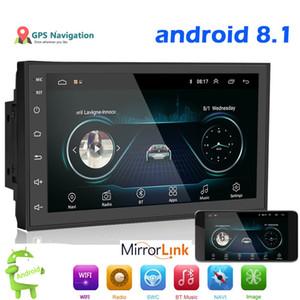 "Joueur multimédia de voiture Andriod GPS Navigation 2Din HD Autoradio WiFi WiFi USB FM 2 DIN 7 ""STEREO AUDIO STEREO BACKUP"