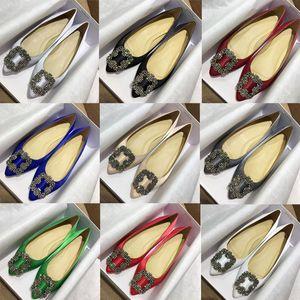 Sandali con tacco a punta sandali mb sandali tacco piatto con tacco da sposa scarpe da donna hangisiflat Sandali gioiello con fibbia satinata