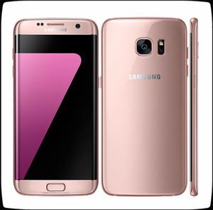 Оригинальный восстановленный Samsung Galaxy S7 G930A/T/V/F разблокированный телефон Octa Core 4GB / 32GB 5.1 Inch Android 6.0 12MP