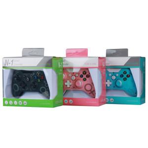 2020 Periferiche di gioco USB per Microsoft ONE Wired controller Joystick Gamepad del video gioco con Package