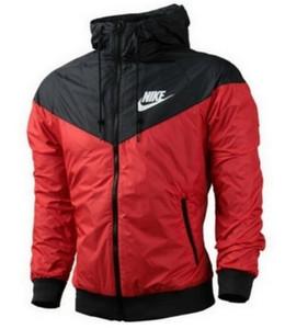 브랜드의 새로운 브랜드 디자이너 재킷 디자이너 2018 새로운 도착 봄 가을 남성 여성 스포츠 의류 윈드 코트 운동복 운동복