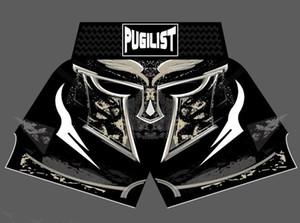 Fashion-sport Muay Thai Boxing shorts новый бренд хорошего качества