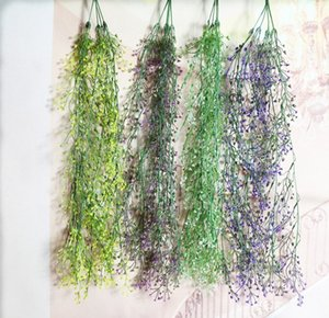 Planta Bracket falso Osier Rotins 70 centímetros Comprimento Plastics Wicke Vine Bracketplant para casamento flores artificiais decorativas