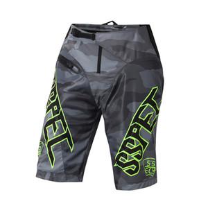 SSpec gare di motocross Pantaloni Moto Shorts biciclette Downhill MTB ATV MX DH Mountain Bike Shorts Off-Road pantaloni di bicchierini S-XXL per KTM