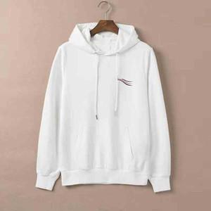 Mulheres Designer Hoodie cor sólida outono Marca Letters Imprimir camisola para as Mulheres Homens Luxo mangas compridas Tops Moletons