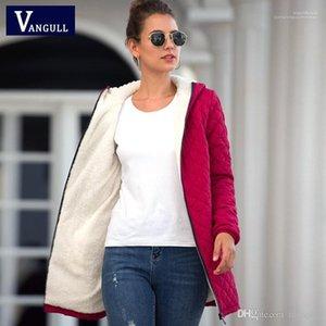 Jacken Mode Zipper Panelled Frauen Cotton Padded Outer Weibliche Kleidung Solid Color Womens Designer Cotton Padded