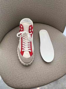 2020New de las mujeres de encaje hasta zapatos casuales, entrenadora mejor calidad de la moda, mujeres de lujo de las mujeres de calidad superior de la zapatilla de deporte de diseño, Chainssneakers