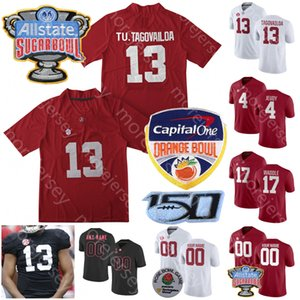 Individuelle Alabama Crimson Tide College Football Jersey Anfernee Jennings Keilan Robinson Henry Ruggs III Jerome Ford LaBryan Ray DJ Dale