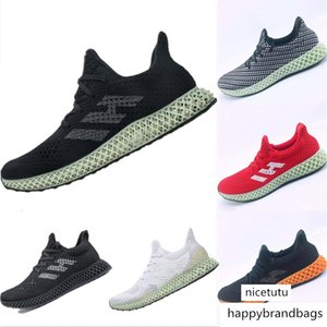 2019 New Tech EPX 82 Printing Cushioning Athletic Futurecraft Runner Invincible 4D AlphaEdge ASW LTD Knit Mesh Running Shoes 38-47