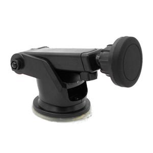 Car Mount Bracket Magnetic Phone Holder Pára-brisas Painel celular titular rotação de 360 graus Está Com samrtphone forte sucção