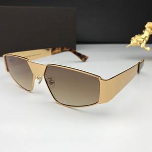 مصمم النظارات الشمسية 37S الرجال الفاخرة الشعبية الطيارين الشكل البلاستيك الإطار ريترو رجال تصميم نظارات عدسات تصميم كلاسيكي نمط الطي الإيطالية