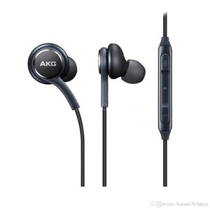 For Samsung Galaxy S8 S8+ matal shell AKG Earbuds Earphone Headphones Stereo high quality In-Ear Headset