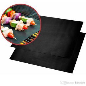 يمكن إعادة استخدام حصيرة الشواء غير العصاة BBQ الشواء بسهولة لتنظيف السجاد الشواء لأداة الطهي بالجملة