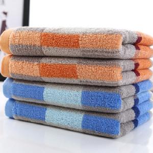 고품질 대나무 타월 목욕 코튼 소프트 두꺼운 격자 수건 대량 저렴한 수건 세트 마이크로 화이버 비치 타월 선물 Recznik 50t029