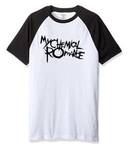 My Chemical Romance T-Shirts 2019 Sommer Mathematische Formel Männer-T-Shirts The Big Bang Theory T-Shirt Männer-T-Shirts Top-Cotto sportwear