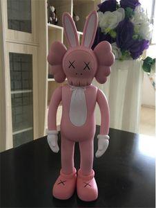 30 cm 0.7kg originalfak arkadaşı pembe tavşan ve siyah tavşan tarzı için orijinal kutusu Action figure model süslemeleri oyuncaklar