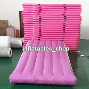 Ücretsiz kargo Fabrika Fiyat Yüksek Kalite El Yapımı Ucuz Yumuşak Iniş Rampa Mat Jimnastik Için Takla Parça Şişme Hava Eğim