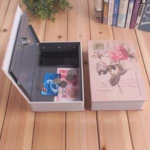 Storage Safe Box Dizionario Book Bank Money Cash Jewellery Hidden Secret Security Locker Office Organizer TB Sale