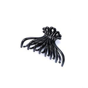 Sıcak 1 adet Kadınlar Moda Plastik Saç Klip Kelebek Holding Saç Pençe Kelepçeleri Pratik Düzeltme Kuaförlük Bölüm Styling bcda5a20