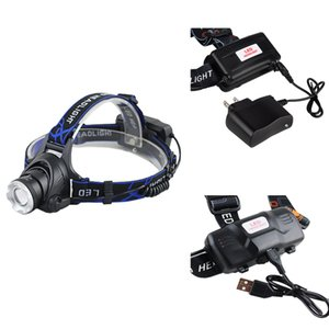High Quality Gesture control switch Q5 T6 LED Zoom Mini Torch LED Cycling MTB Road Bike Front Head Bicycle Lights With Mount