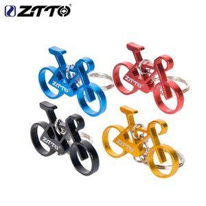 Bicycle Model Key Chain Mini Key Ring Alloy Bike Pendant On For Sports Bag Children Gift Toy Bike Holder Decoration