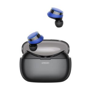 Joyroom t05 fones de ouvido bluetooth tws fone de ouvido bluetooth ipx5 fone de ouvido sem fio à prova d 'água para samsung s10 iphone xs max todo o smartphone 1 pcs