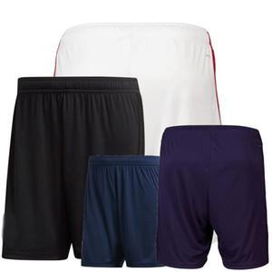 2019 2020 2021 Manchester Futebol Shorts MARCIAL Rashford MATA DE GEA Pogba 20 21 United goleiro de futebol Esportes calções calças S-2XL
